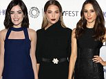 Mandatory Credit: Photo by Startraks Photo/REX Shutterstock (5226588i)\n Ashley Benson\n 'Pretty Little Liars' at PaleyFest New York, America - 11 Oct 2015\n PaleyFest Ny Presents - 'Pretty Little Liars'\n