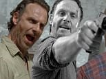 """LOS ANGELES, CA ? October 11, 2015: The Walking Dead\nRick and the others have a difficult time assimilating into Alexandria. A new threat arises that could bring the group closer together.\nRick Grimes is a former Sheriff's deputy who has been in a coma for several months after being shot while on duty. When he wakes, he discovers that the world has been taken over by zombies, and that he seems to be the only person still alive. After returning home to discover his wife and son missing, he heads for Atlanta to search for his family. Narrowly escaping death at the hands of the zombies on arrival in Atlanta, he is aided by another survivor Glenn who takes Rick to a camp outside the town. There Rick finds his wife Lori and son Carl, along with his partner/best friend Shane and a small group of survivors who struggle to fend off the zombie hordes; as well as competing with other survivor groups who are prepared to do whatever it takes to survive. \nPhotograph:�AMC """"Disclaimer: CM does no"""