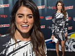 """Actress Nikki Reed poses in the press room for the """"Sleepy Hollow"""" panel during Comic-Con Day 4 at The Jacob K. Javits Convention Center on October 11, 2015 in New York City.  (Photo by Michael Stewart/Getty Images) Photographer: Michael Stewart  Loaded on 12/10/2015 at 02:26 Copyright: Getty Images North America Provider: Getty Images  Properties: RGB JPEG Image (27827K 3181K 8.7:1) 3000w x 3166h at 96 x 96 dpi  Routing: DM News : GroupFeeds (Comms), GeneralFeed (Miscellaneous) DM Showbiz : SHOWBIZ (Miscellaneous) DM Online : Online Previews (Miscellaneous), CMS Out (Miscellaneous)"""