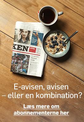 Politiken e-avis, papiravis eller en kombination ? abonner i dag!