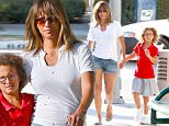 Picture Shows: Nahla Aubry, Halle Berry  October 09, 2015\n \n Actress Halle Berry spotted out and about in Hollywood with her daughter Nahla. The two each got a box of cake, as well as explored the party store together. \n \n Exclusive All Rounder\n UK RIGHTS ONLY\n FameFlynet UK © 2015\n Tel : +44 (0)20 3551 5049\n Email : info@fameflynet.uk.com