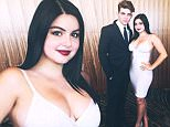 Ariel Winter ?@arielwinter1  2h2 hours ago\nMy Czech shmooey spending a weekend with us Greeks for the wedding ;) ????