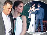 ***MANDATORY BYLINE TO READ INFPhoto.com ONLY***\nFormer NHL Star Sean Avery and Model Hilary Rhoda get married at the Parrish Art Museum in Southampton, New York.\n\nPictured: Hilary Rhoda\nRef: SPL1148937  101015  \nPicture by: Matt Agudo/INFphoto.com\n\n