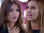 ****Ruckas Videograbs****  (01322) 861777 *IMPORTANT* Please credit ITVBe for this picture. 11/10/15 The Only Way Is Essex - 10.00pm, ITVBe Grabs from tonight's show Office  (UK)  : 01322 861777 Mobile (UK)  : 07742 164 106 **IMPORTANT - PLEASE READ** The video grabs supplied by Ruckas Pictures always remain the copyright of the programme makers, we provide a service to purely capture and supply the images to the client, securing the copyright of the images will always remain the responsibility of the publisher at all times. Standard terms, conditions & minimum fees apply to our videograbs unless varied by agreement prior to publication.