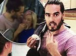 Russell Brand New Zealand cup cake