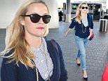 Reese Witherspoon Arrives at LAX\n\nPictured: Reese Witherspoon\nRef: SPL1149595  121015  \nPicture by: MONEY$HOT / Splash News\n\nSplash News and Pictures\nLos Angeles: 310-821-2666\nNew York: 212-619-2666\nLondon: 870-934-2666\nphotodesk@splashnews.com\n