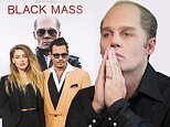 Mandatory Credit: Photo by ddp USA/REX Shutterstock (5083841n).. Johnny Depp and Amber Heard.. 'Black Mass' special film screening, Brookline, Massachusetts, America - 15 Sep 2015.. ..