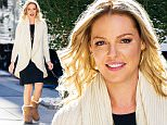 """EXCLUSIVE: Katherine Heigl seen on the film set of """"Doubt"""" in New York on Sunday afternoon, she was visited by her mother, who walked with her to the film set in Soho, NYC.\n\nPictured: Katherine Heigl\nRef: SPL1148473  111015   EXCLUSIVE\nPicture by: TMNY / Splash News\n\nSplash News and Pictures\nLos Angeles: 310-821-2666\nNew York: 212-619-2666\nLondon: 870-934-2666\nphotodesk@splashnews.com\n"""