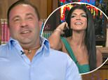 Host Andy Cohen is joined by Joe Giudice and Joe Gorga from Real Housewives of New Jersey as they discuss Teresa¿s  current incarceration.