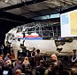 The wreckage of the Malaysia Airlines flight  MH17 is exhibited during a presentation of the final report on the cause of the its crash at the Gilze Rijen airbase October 13, 2015. Air crash investigators have concluded that Malaysia Airlines flight MH17 was shot down by a missile fired from rebel-held eastern Ukraine, sources close to the inquiry said today, triggering a swift Russian denial. The findings are likely to exacerbate the tensions between Russia and the West, as ties have strained over the Ukraine conflict and Moscow's entry into the Syrian war.   AFP PHOTO / EMMANUEL DUNANDEMMANUEL DUNAND/AFP/Getty Images