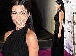 WEST HOLLYWOOD, CA - OCTOBER 12:  TV personality Kourtney Kardashian attends Cosmopolitan's 50th Birthday Celebration at Ysabel on October 12, 2015 in West Hollywood, California.  (Photo by Frazer Harrison/Getty Images for Cosmopolitan)