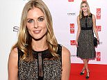 Mandatory Credit: Photo by David Fisher/REX Shutterstock (5231302aj)  Donna Air  Red Women of the Year Awards, London, Britain - 12 Oct 2015