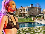 EXCLUSIVE: ** PREMIUM RATES APPLY** Britney Spears splashes out a whopping $7.4 million on this 5 beds and 7.5 baths home in Thousand Oaks, CA. The property sits on 20.98 acres, has a tennis court, pool and its very own 3 hole golf course. \n\nPictured: Britney Spears new Thousand Oaks home \nRef: SPL1148165  121015   EXCLUSIVE\nPicture by: Splash News\n\nSplash News and Pictures\nLos Angeles: 310-821-2666\nNew York: 212-619-2666\nLondon: 870-934-2666\nphotodesk@splashnews.com\n