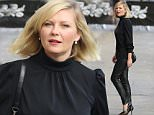 Kirsten Dunst arrives to the set of Jimmy Kimmel Live in Hollywood\n\nPictured: Kirsten Dunst\nRef: SPL1147223  121015  \nPicture by: ELM/Splash News\n\nSplash News and Pictures\nLos Angeles: 310-821-2666\nNew York: 212-619-2666\nLondon: 870-934-2666\nphotodesk@splashnews.com\n