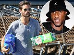 UK CLIENTS MUST CREDIT: AKM-GSI ONLY EXCLUSIVE: Malibu, CA - Scott Disick picks up a few things with a friend at Pavilions market in Malibu.  Pictured: Scott Disick Ref: SPL1151061  131015   EXCLUSIVE Picture by: AKM-GSI / Splash News