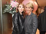 LONDON, ENGLAND - OCTOBER 14:  Emma Thompson (R) and daughter Gaia Romilly Wise attend as Boodles celebrates the opening of their new Bond Street flagship with special guest Emma Thompson and canape menu designed by Hemsley + Hemsley on October 14, 2015 in London, England.   Pic Credit: Dave Benett