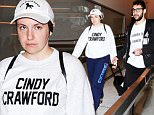 Los Angeles, CA -  Looking a little less modelesque as Crawford, Lena Dunham is seen leaving LAX with her boyfriend, Jack Antonoff in sweats and a sweatshirt. \nAKM-GSI   October 14, 2015\nTo License These Photos, Please Contact :\nSteve Ginsburg\n(310) 505-8447\n(323) 423-9397\nsteve@akmgsi.com\nsales@akmgsi.com\nor\nMaria Buda\n(917) 242-1505\nmbuda@akmgsi.com\nginsburgspalyinc@gmail.com