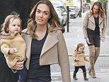 jkpix tamara ecclestone and daughter sophia leaving show salon westbourne grove