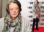 Dame Maggie Smith attending a photocall for new film The Lady In The Van at Claridges, London. PRESS ASSOCIATION Photo. Picture date: Tuesday October 13, 2015. Photo credit should read: Ian West/PA Wire