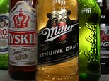 SABMiller beer Miller, Peroni, Tyskie, Pilsner Urquell, Grolsch and Coors Light, as the company said Budweiser maker Anheuser-Busch InBev was planning a takeover bid for the group.    PRESS ASSOCIATION Photo. Issue date: Wednesday September 16, 2015. SABMiller confirmed rival Anheuser-Busch had informed it that it was preparing to table an offer, ending months of speculation over a possible bid for the FTSE 100 listed firm. See PA story CITY SABMiller. Photo credit should read: David Jones/PA Wire File photo dated 01/02/11 of