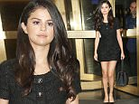 ***MANDATORY BYLINE TO READ INFPhoto.com ONLY***\nSelena Gomez leaves NBC Studios in New York City after performing at 'The Tonight Show Starring Jimmy Fallon.'\n\nPictured: Selena Gomez\nRef: SPL1151614  141015  \nPicture by: Roger Wong/INFphoto.com\n\n