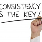 To Gain Prospects' and Customers' Trust, Be Consistent