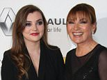 The Attitude Awards 2015 held Banqueting House - Arrivals Featuring: Lorraine Kelly, daughter Where: London, United Kingdom When: 14 Oct 2015 Credit: Lia Toby/WENN.com