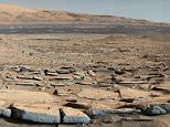 NASA's Curiosity Rover Team Confirms Ancient Lakes on Mars
