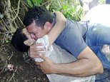 Pic shows: Angel Ariel Escalante Perez was killed because he refused to murder.\n\nThis is the heartbreaking moment a dad embraces his critically ill son aged 12 who was thrown off a bridge by gangland thugs when he refused to kill a stranger.\n\nAngel Ariel Escalante Perez, 12, had been walking home from school when he was ambushed by the folks who decided to have some fun with the youngster.\n\nThey gave him a gun, and told him he had to shoot a bus driver or be killed himself.\n\nBecause his father Luis Escalante was a bus driver, the tearful schoolboy refused and said he would rather they killed him. They then gave him the choice of death by being chopped up by machetes, or thrown off a bridge.\n\nHe chose the latter, and as a result they threw him off the Incienso Bridge, located in Guatemala city, which is one of the longest bridges in Central America.\n\nDespite plunging an incredible 135 m (443 feet) he survived after landing in the thick foliage below but it also covered him