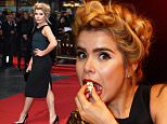 15 October 2015.\nBFI London Film Festival premiere of Youth held at Vue Cinema, Leicester Square, London.\nHere: Paloma Faith\nCredit: Justin Goff/GoffPhotos.com   Ref: KGC-03\n