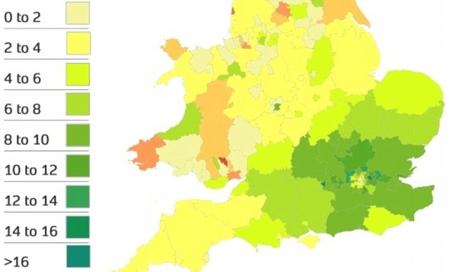 Property market cools as house price inflation continues to slow, says Land Registry