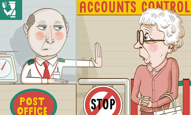 ASK TONY: My mother has no passport so the post office won't give her an account