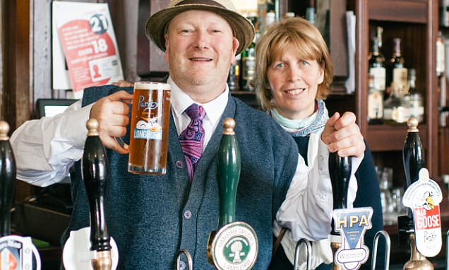 Managing a pub CAN pay - if you make it different: Forget spit and sawdust boozers,