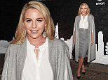 LONDON, ENGLAND - OCTOBER 15:  Lydia Bright arrives at smart Disturbs London, a collaboration event by smart & Disturbing London at Shoreditch Studios on October 15, 2015 in London, England.  (Photo by David M. Benett/Dave Benett/Getty Images for smart and Disturbing London)