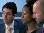 ****Ruckas Videograbs****  (01322) 861777 *IMPORTANT* Please credit the BBC for this picture. 14/10/15 The Apprentice - Wednesday 14th October 2015, 9pm, BBC One Office  (UK)  : 01322 861777 Mobile (UK)  : 07742 164 106 **IMPORTANT - PLEASE READ** The video grabs supplied by Ruckas Pictures always remain the copyright of the programme makers, we provide a service to purely capture and supply the images to the client, securing the copyright of the images will always remain the responsibility of the publisher at all times. Standard terms, conditions & minimum fees apply to our videograbs unless varied by agreement prior to publication.
