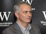 Jose Mourinho signs books during a photocall for his book 'Mourinho' at Waterstones Piccadilly, London. PRESS ASSOCIATION Photo. Picture date: Thursday October 15, 2015. See PA story SOCCER Mourinho. Photo credit should read: John Walton/PA Wire.