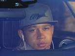 The Man United team arriving at Carrington Training ground ahead of their game against Everton at Goodison\n15/10/2015\nByline Jon Baxter\nPICTURED...Anthony Martial, Matteo Darmian