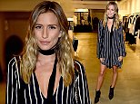 LOS ANGELES, CA - OCTOBER 14:  Television Host Renee Bargh attends the Anine Bing Celebrates Los Angeles Flagship Opening at Anine Bing Boutique on October 14, 2015 in Los Angeles, California.  (Photo by Frazer Harrison/Getty Images)