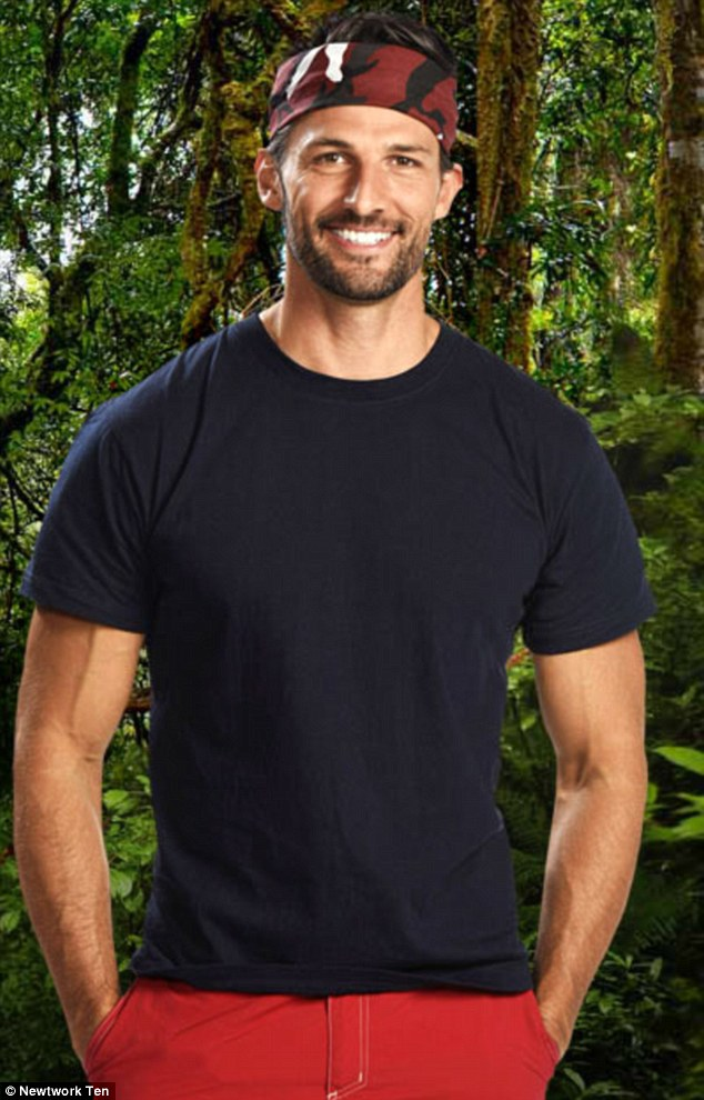 'At least Anna is getting some action while I'm not there': Tim Robards joked about Maureen trying to kiss his girl after he had been evicted from the reality TV show