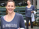 jennifer garner gym