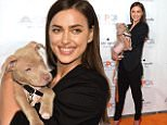 eURN: AD*184727132  Headline: 2015 ASPCA Young Friends Benefit Caption: NEW YORK, NY - OCTOBER 15:  Model Irina Shayk attends the 2015 ASPCA Young Friends Benefit at IAC Building on October 15, 2015 in New York City.  (Photo by Michael Stewart/WireImage) Photographer: Michael Stewart  Loaded on 16/10/2015 at 04:33 Copyright: WIREIMAGE Provider: WireImage  Properties: RGB JPEG Image (17579K 3435K 5.1:1) 2000w x 3000h at 300 x 300 dpi  Routing: DM News : GroupFeeds (Comms), GeneralFeed (Miscellaneous) DM Showbiz : SHOWBIZ (Miscellaneous) DM Online : Online Previews (Miscellaneous), CMS Out (Miscellaneous)  Parking: