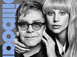 Lady Gaga & Elton John on Billboard Cover