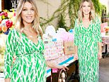 LOS ANGELES, CA - SEPTEMBER 27:  Actress Natalie Zea attends her baby shower hosted by Matilda Jane Clothing on September 27, 2015 in Los Angeles, California.  (Photo by Rachel Murray/Getty Images for Matilda Jane Clothing)