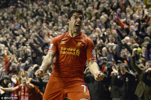 Led by the goals of Luis Suarez, Rodgers' side looked like title contenders in 2014, but fell agonisingly short