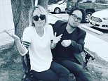2h sanctionedjohnnygaleckiNo scandals / home wreckers / pregnancies here, y'all. Just profound friendship. @normancook ??