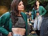 Emily Ratajkowski and Spencer Boldman filming Cruise in NYC.\n\nRef: SPL1151709  141015  \nPicture by: Ron Asadorian / Splash News\n\nSplash News and Pictures\nLos Angeles: 310-821-2666\nNew York: 212-619-2666\nLondon: 870-934-2666\nphotodesk@splashnews.com\n