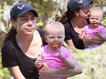 Sept  29 2015:\nKate Richie and her baby Mia are spotted at a Sydney park enjoying some lunch together and some kisses!\nEXCLUSIVE\nMandatory Credit: INFphoto.com Ref:infausy-10/17
