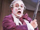 Jose Fardilha (Don Pasquale)  in Don Pasquale by Gaetano Donizetti @ Glyndebourne. Conductor, Duncan Ward. Directed by Mariame Clement. (Opening 6-10-2015)  �Tristram Kenton 10/15 (3 Raveley Street, LONDON NW5 2HX TEL 0207 267 5550  Mob 07973 617 355)email: tristram@tristramkenton.com