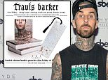eURN: AD*184733440  Headline: Travis Barker shares photo Caption: Travis Barker shares photo Photographer:  Loaded on 16/10/2015 at 06:13 Copyright:  Provider: Travis Barker/ Instagram  Properties: RGB PNG Image (2477K 947K 2.6:1) 912w x 927h at 96 x 96 dpi  Routing: DM News : News (EmailIn) DM Online : Online Previews (Miscellaneous), CMS Out (Miscellaneous), LA Basket (Miscellaneous)  Parking: