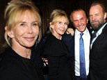 "Geoffrey Kent's Book Launch Celebrating: ""Safari: A Memoir Of A Worldwide Travel Pioneer"" Caption: NEW YORK, NY - OCTOBER 14:  Trudie Styler, Geoffrey Kent and Sting attend Geoffrey Kent's book launch celebrating: ""Safari: A Memoir Of A Worldwide Travel Pioneer"" on October 14, 2015 in New York City.  (Photo by Craig Barritt/Getty Images for Geoffrey Kent) Photographer: Craig Barritt  Loaded on 15/10/2015 at 05:24 Copyright: Getty Images North America Provider: Getty Images for Geoffrey Kent  Properties: RGB JPEG Image (19372K 1408K 13.8:1) 3000w x 2204h at 96 x 96 dpi  Routing: DM News : GroupFeeds (Comms), GeneralFeed (Miscellaneous) DM Showbiz : SHOWBIZ (Miscellaneous) DM Online : Online Previews (Miscellaneous), CMS Out (Miscellaneous)"